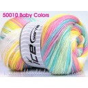 Ice Yarns Magic Baby - Lana extra suave rayas (self striping) 100gr.