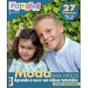 Revista Patrones Infantiles nº 3. Otoño/Invierno