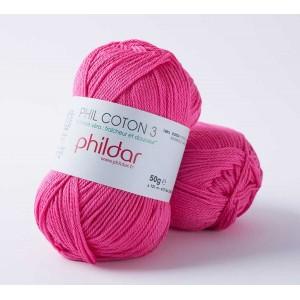 Phildar Phil Coton 3 - 100% algodón 50gr.