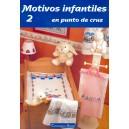 Muestras y Motivos - Motivos Infantiles en Punto de Cruz 2