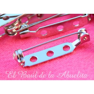 Base para broches grande (2,5cm)